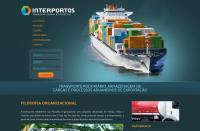 Site da Interportos - HTML+CSS+Javascript